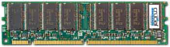 168 Pin DIMM Memory Module Picture