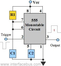 Electronic multi vibrator question For