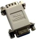 9-Pin Null Modem Adapter