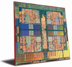 AMD Phenom Quad-Core Processor Die