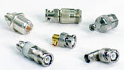 Different Types of BNC Adapters