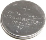 CR302 Button Battery