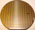CMOS Semiconductor Wafer