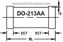 DO-213 Surface Mount Package