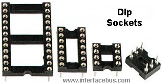 DIP IC Socket Package