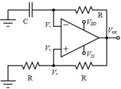 Operational Amplifier Relaxation Oscillator