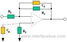 Parsitic Pin Capacitance