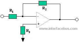 Inverter Operational Amplifier [Opamp]