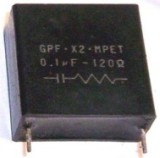 RC Snubber Capacitor
