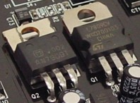 TO-220 Transistor Package