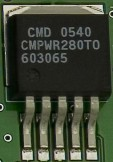 TO-263 5-Terminal Board Mounted