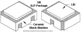 UB Surface Mount Package Drawing