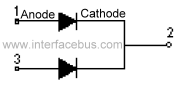 TO-254 Common Cathode Connections