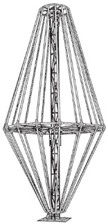 Conical Monopole Antenna