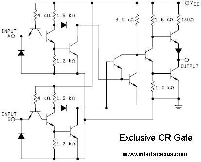 xor gate circuit diagram  zen diagram, circuit diagram