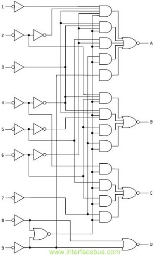 glossary of electronic and engineering terms  ic encoder chip
