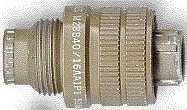 MIL-DTL-28840/16 Connector