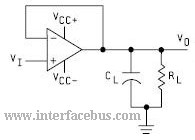Op-Amp configured as a Unity Gain Amplifier