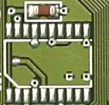 SOIC PWB Land Pattern