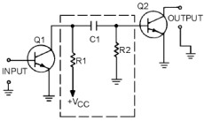RC Coupled Amplifier using Transistors