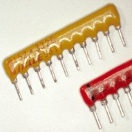 Resistor Networks /& Arrays 6pins 680ohms Isolated 100 pieces