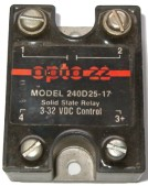 Panel Mount Solid State Relay