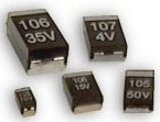 Mil-Spec Surface Mount Tantalum Chip Capacitors