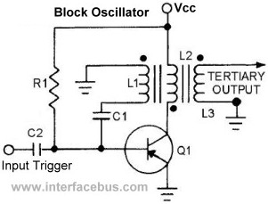 Transistor Blocking Oscillator