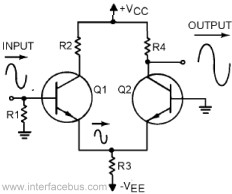 Choosing A Suitable Pnp Or Npn Transistor Switch moreover Transistor Differential  lifier Circuit Description also Voltage Divider Calculator as well Square Wave Generator 741 furthermore Help Needed Optimising Simple Current Limiting Circuit. on voltage amplifier